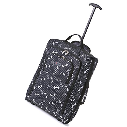 frenzy 5cities 55cm 50cm l ger trolley bagages main sac approuv ryanair et easyjet 2. Black Bedroom Furniture Sets. Home Design Ideas