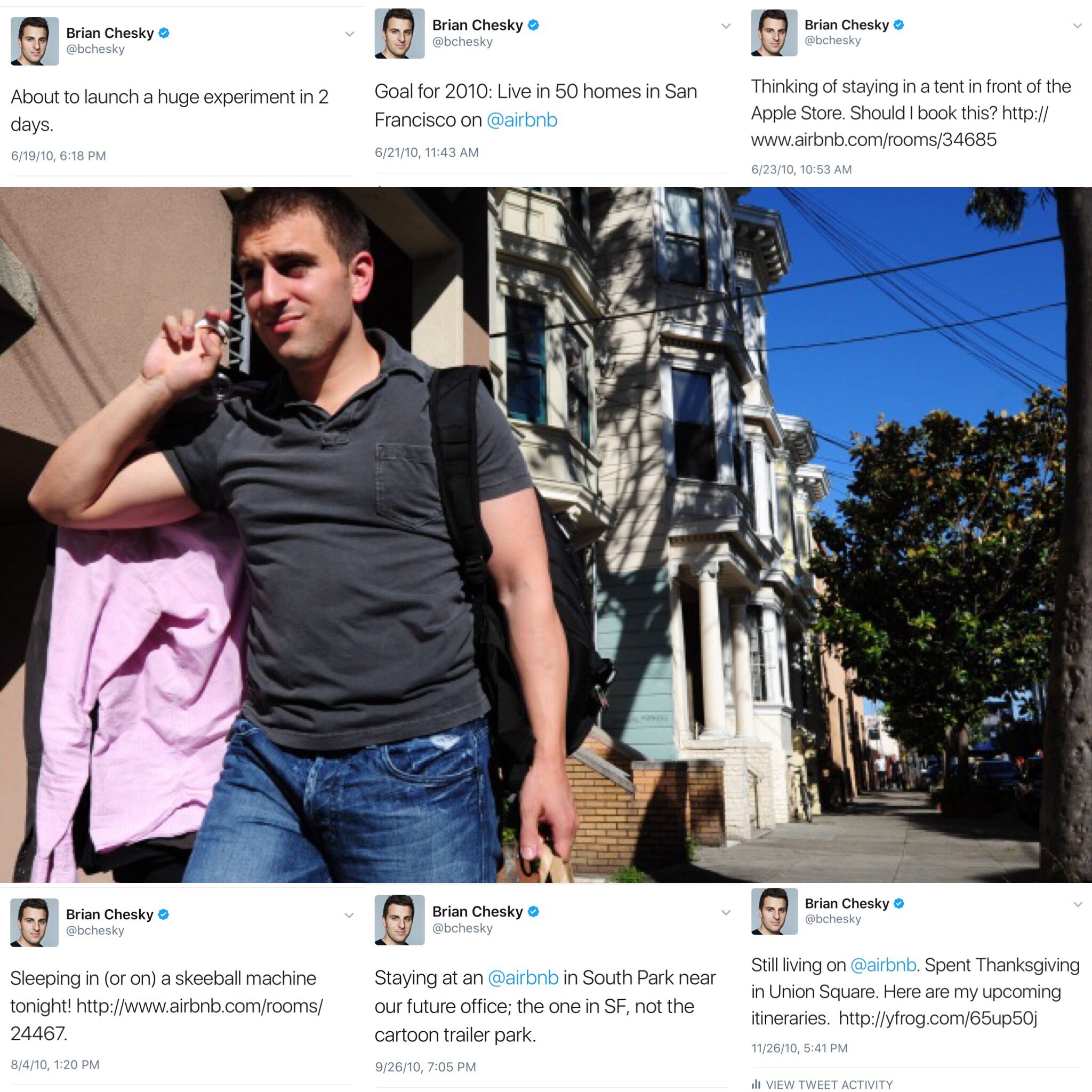 Le patron d' AirbnB a donné sa maison et s'est logé en airbnb pendant 1 an #airbnb #voyage