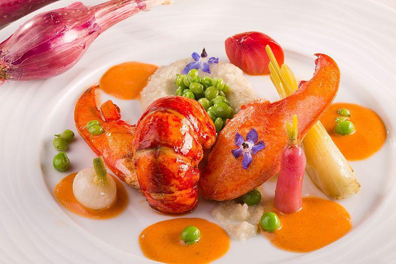 restaurant gastronomique provence