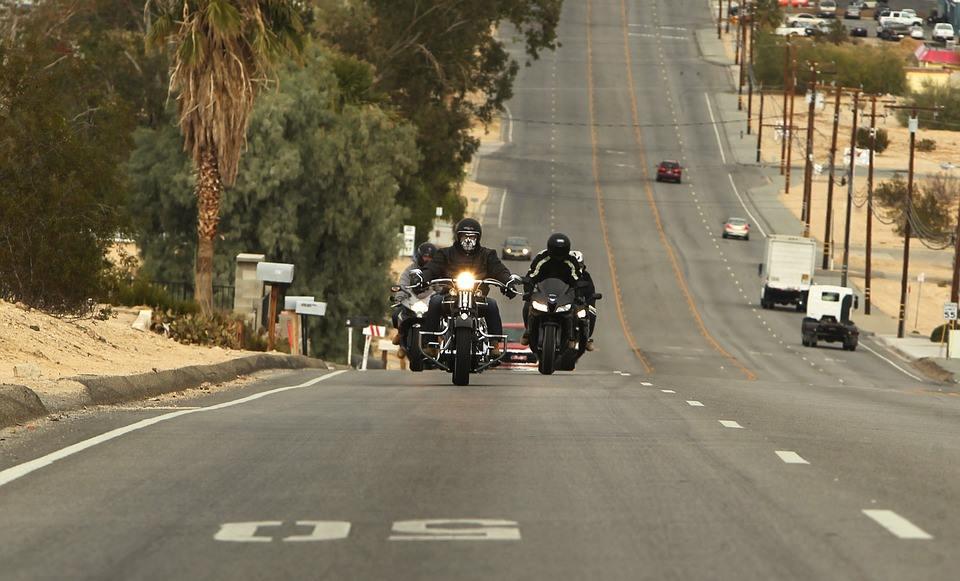 Voyager aux Etats-Unis au guidon d'une moto