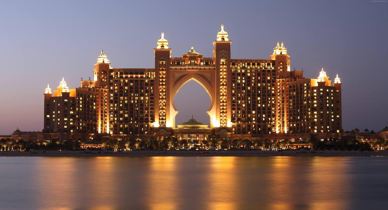 TOP 5 à DUBAï