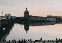 Voyage toulouse Garonne