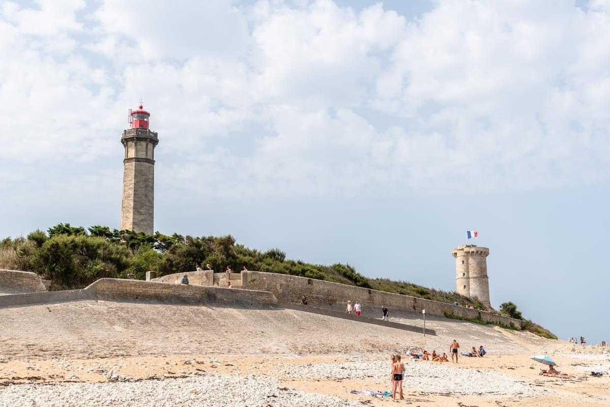 Voyager sur l'île de ré, à la Rochelle